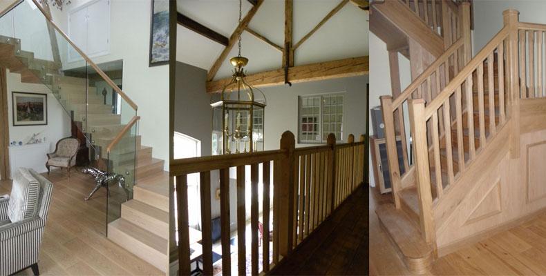 Bespoke Wooden Staircases Tunbridge Wells