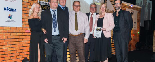 Accoya Wins Top Award
