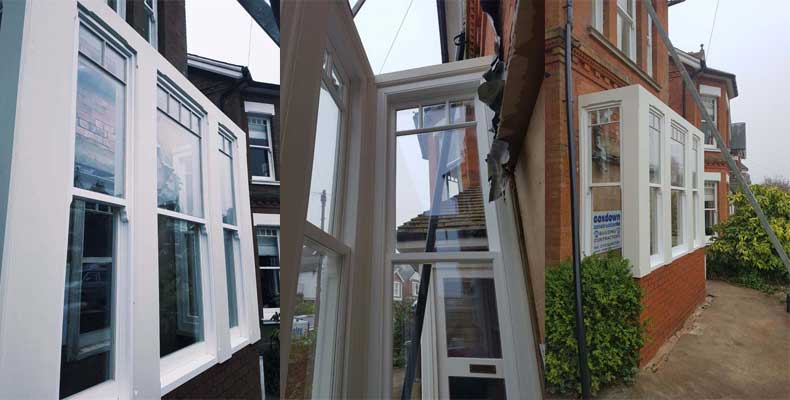 Besoke Wooden Windows Tunbridge Wells