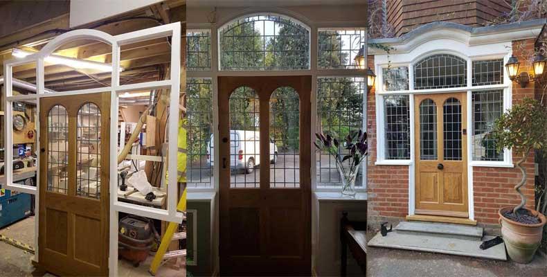 Accoya Wooden Doors Sellindge