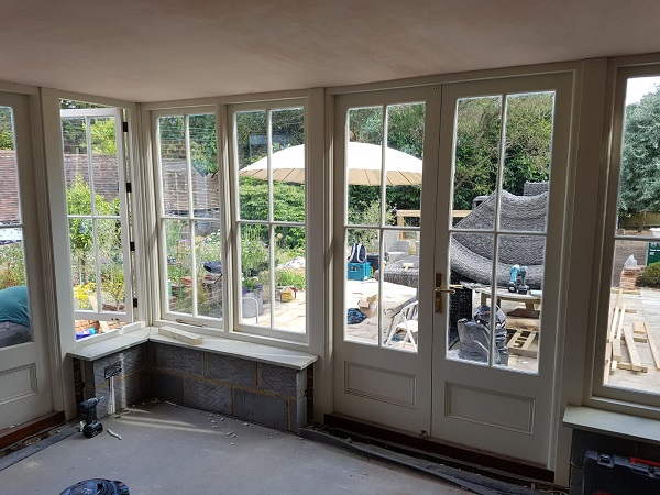 Garden Room Rye Internal