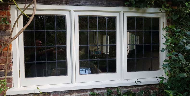 Replica Casement Window