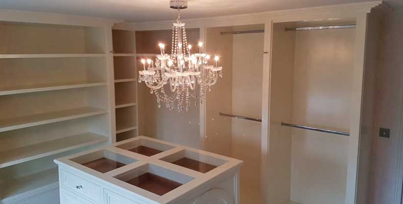 Fitted Bedroom Furniture Chislehurst