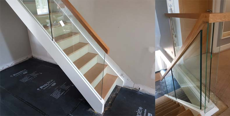 Modern MDF Staircase