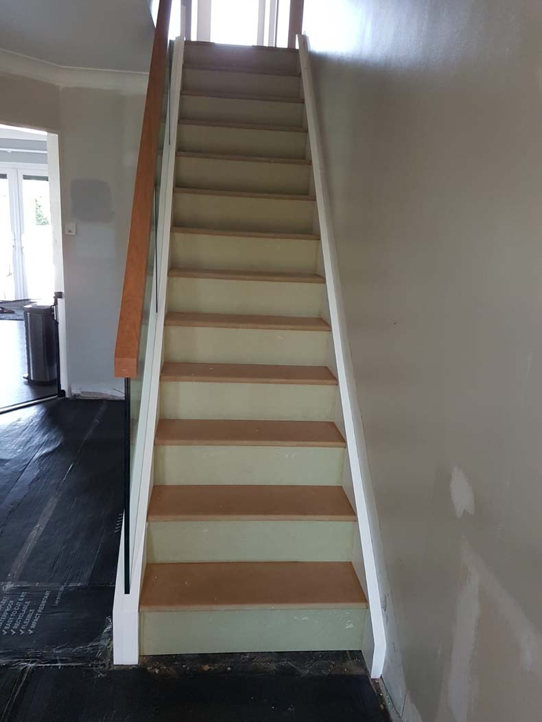 MDF Stair Treads