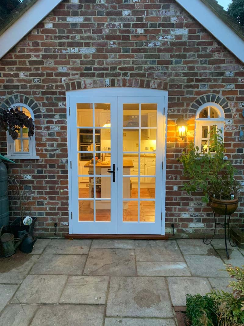 Patio Doors Chilham