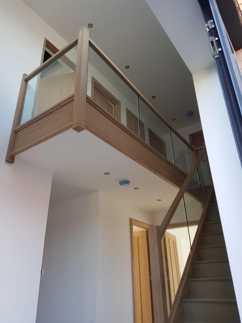 American Oak Staircase2