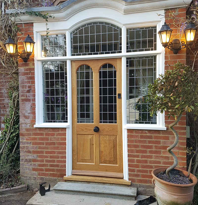 Accoya Door Created By Kent's Official Accoya Partners Spittlywood
