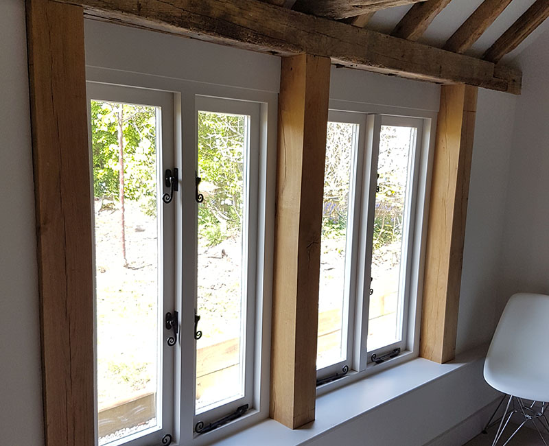 Bespoke Wooden Windows Kent