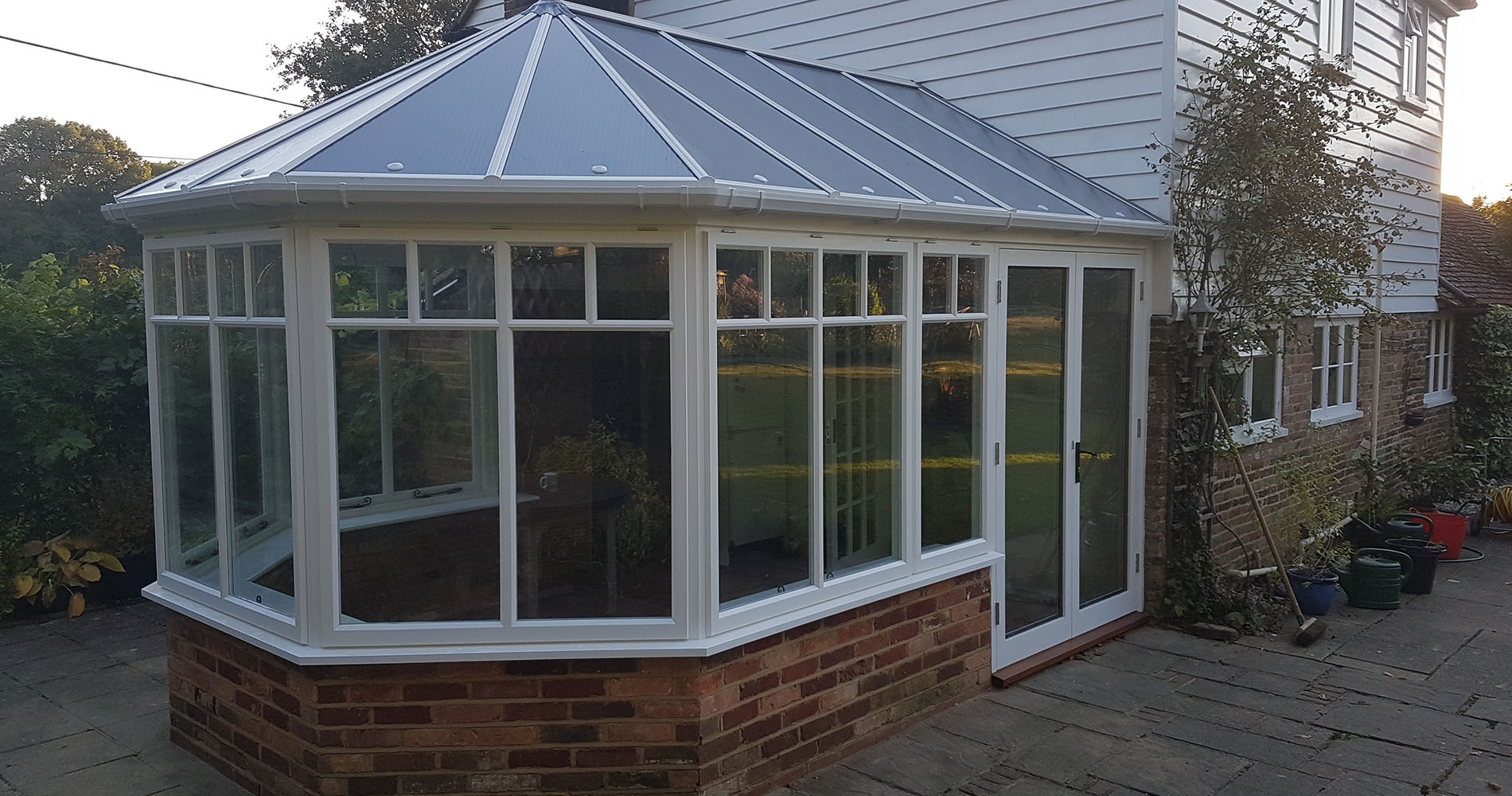 Wooden Conservatories Kent
