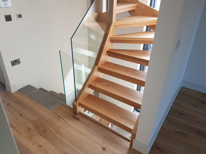 Open Tread Staircases